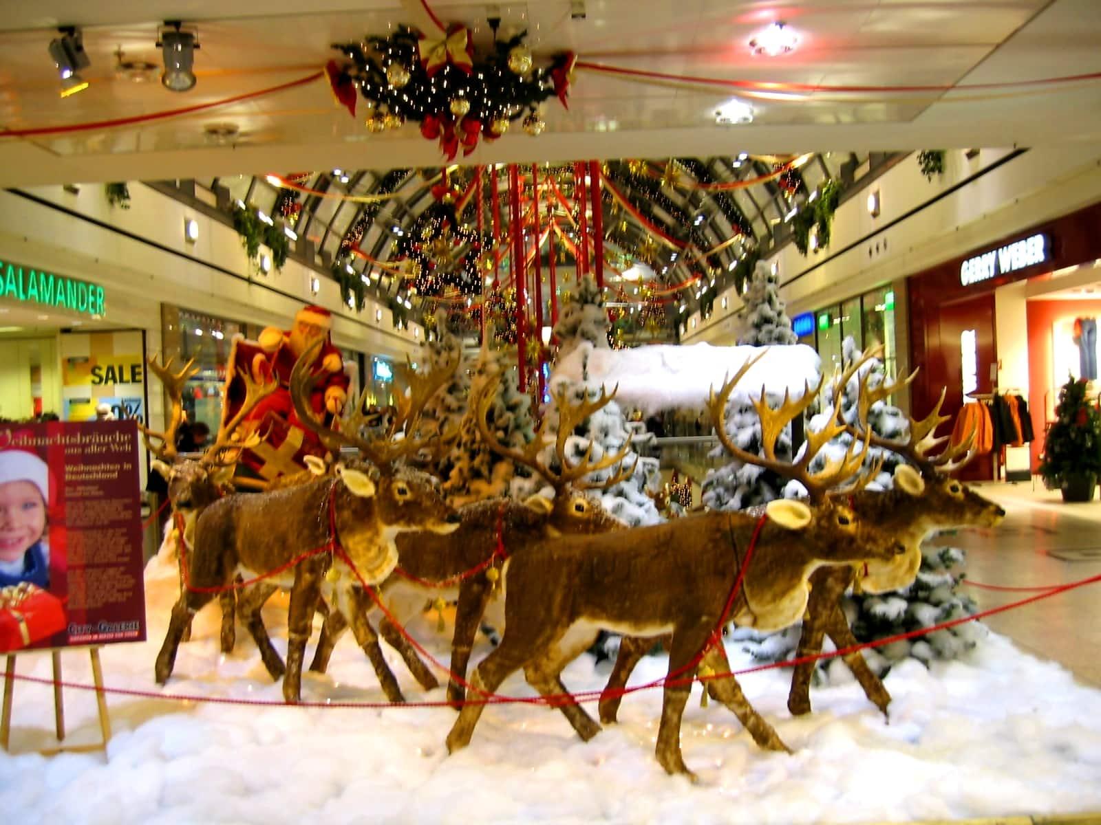 Weihnachtsdekorationen 16