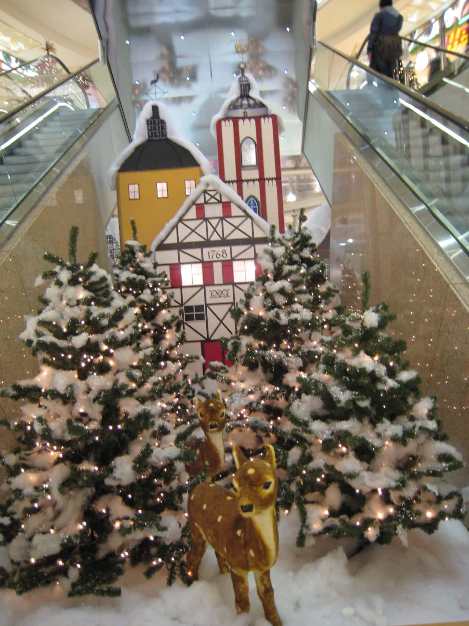 Weihnachtsdekorationen 10